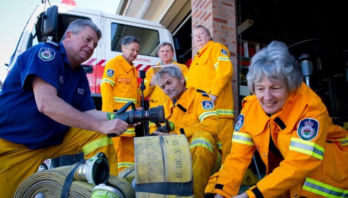 Getting Help, Helping or Getting Prepared during the Bushfire Emergency.
